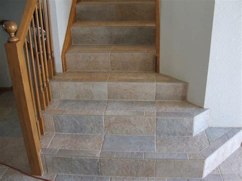 Wood Stair Nosing For Tile by Tiled Stairs From Tiles Incorporated In Parker Co 80134