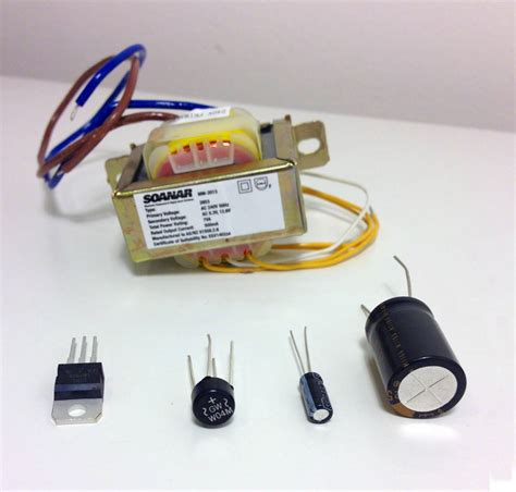 The Simplest Power Supply Circuit Build Electronic Circuits