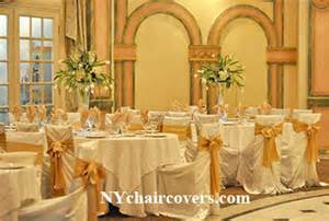 cheap wedding chair cover rentals ny chair covers rental 1 49 wedding linens sashes rentals