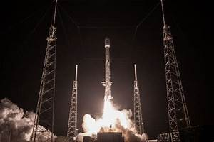 SpaceX sends Spanish satellite to orbit with 50th Falcon 9 ...