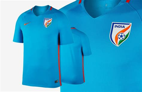 BUY NOW ONLINE: The Indian National Team Home Jersey by Nike