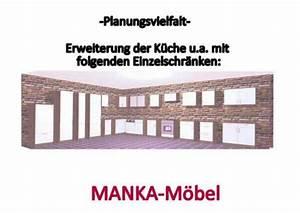 Küchenzeile 2 M : k chenzeile mankanova 2 k che 270cm k chenblock hochglanz schwarz wei m ger ten kaufen bei ~ Markanthonyermac.com Haus und Dekorationen