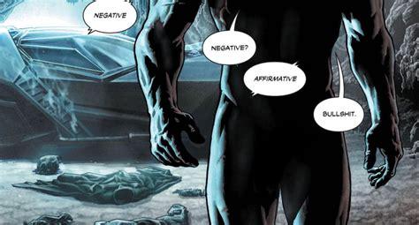 foto de Censura en el primer cómic de Batman para adultos tras el