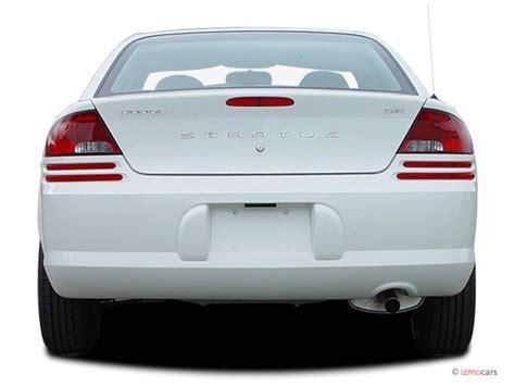 2006 Dodge Stratus Sedan 4-door R/t Rear Exterior