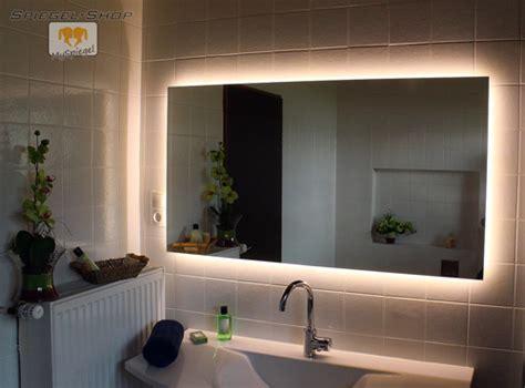led badspiegel nova spiegel nach mass mit beleuchtung