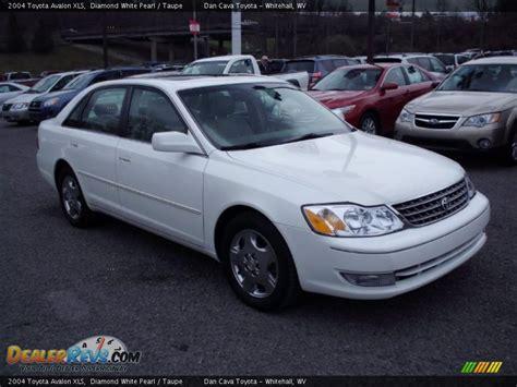 2004 Toyota Avalon Xls by 2004 Toyota Avalon Xls White Pearl Taupe Photo