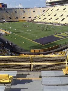 Tiger Stadium Section 420