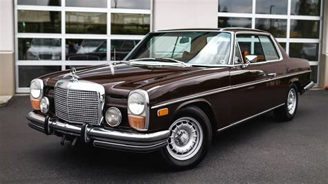 For what i'm calling stage 1 i'm about 85% done. 1972 Mercedes-Benz 250C   T74.1   Monterey 2015