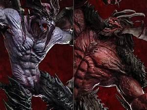 Devilman Elite Exclusive Devilman Vs. Amon 1/4 Scale Statue  Devilman