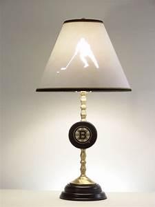 Hand Made Hockey Table Lamp By Barbara Gail U0026 39 S Lamps
