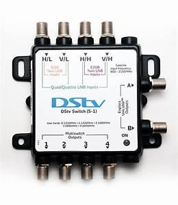 Satellite Tv Splitters  U0026 Switches