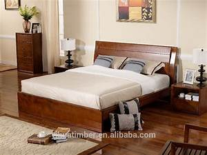 2015 latest bedroom furniture designs solid wood beds for Latest furniture designs