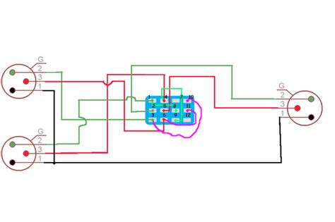 Ab Pedal Diagram by A B Switch Guitar Wiring Schematic Wiring Diagram