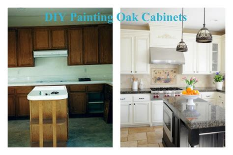 Doing Painted Oak Cabinets ? Home Ideas Collection