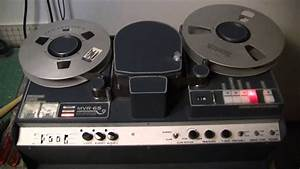 Let U0026 39 S Check Out An Mvr-65 Video Tape Recorder