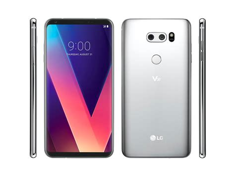leaker evan blass posted an official looking render of the lg v30 business insider