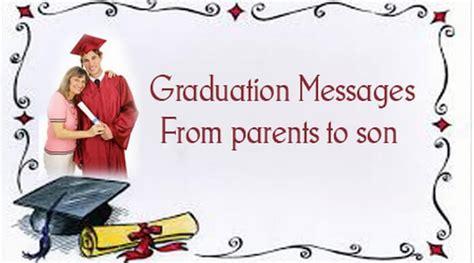parent  son graduation quotes quotesgram