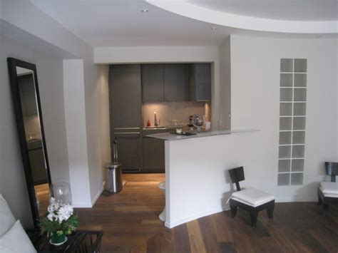 cuisine semi ouverte sur salon cuisine leicht d 39 angle avec bar