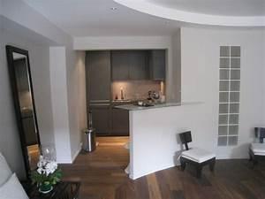 cuisine avec plaque de cuisson en angle estein design With cuisine avec plaque de cuisson en angle