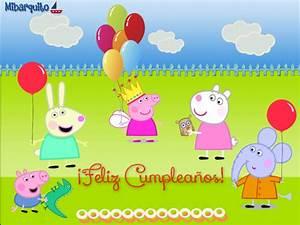 Imágenes de Cumpleaños de Peppa Pig y sus amigos Mi Barquito