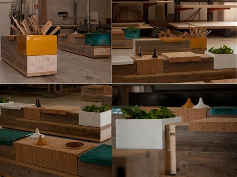si鑒e design quot flood quot di mazzamurru il legno alluvionato diventa oggetto di design non mobili cucina soggiorno e