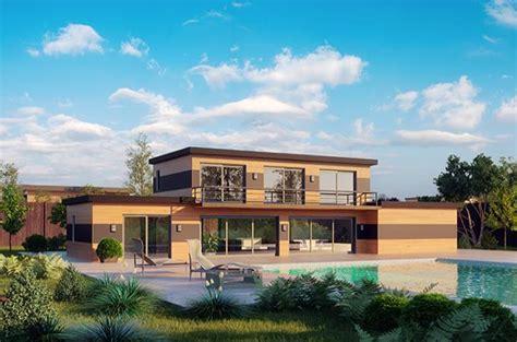 maison design en bois maison en bois design