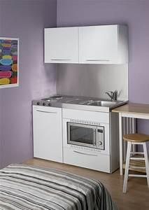cuisine equipee petit espace 8 am233nagement de petite With petite cuisine equipee studio