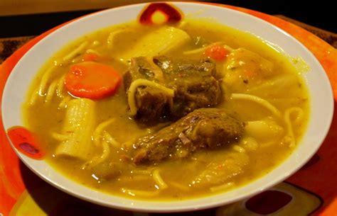 soupe au giraumon joumou soup