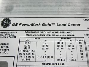 Ge Tm3220ccu 200 Amp Main Breaker Load Center 120  240 Vac