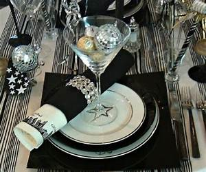 elegant new year39s eve party elegant table setting for With elegant table settings for dinner parties