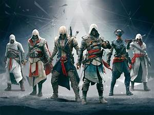 En İyi 5 Assassin's Creed Oyunu! - Çizgi Roman