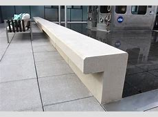 Custom Concrete Benches, Fit Pit Seating, Concrete Bar