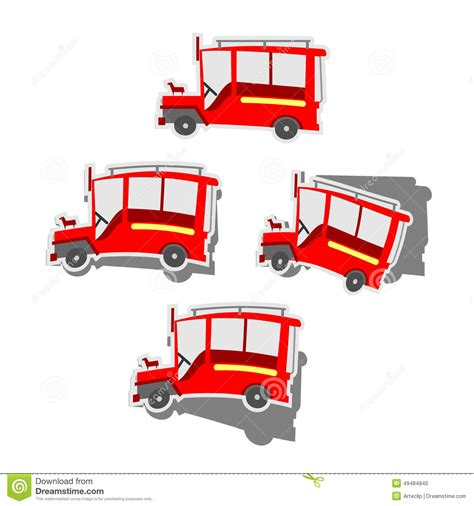 philippine jeep clipart pinoy jeepney stock vector image 49484840