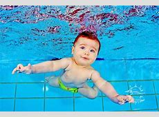 Sublime Cuteness Underwater Baby Photography Designzzz