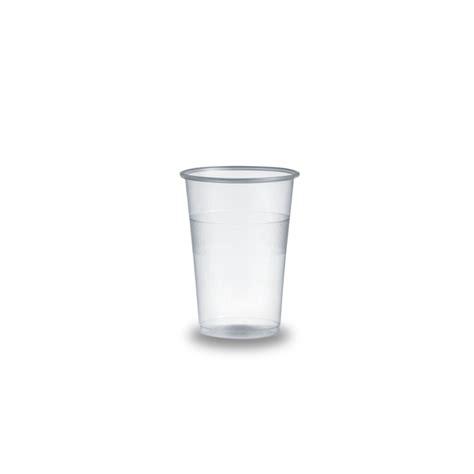 Bicchieri Plastica Trasparente by Bicchieri Classici In Plastica Trasparente 300 Cc Rosati