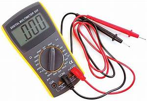Electrical Troubleshooting  Using A Multimeter