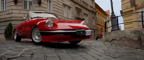 "Imcdborg 1983 Alfa Romeo Spider In ""spy, 2015"""
