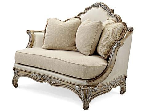 exposed wood frame sofa vivacci exposed solid mahogany wood frame formal sofa set