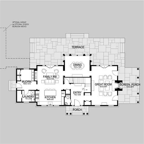 home architect plans plains road shingle style home plans by david