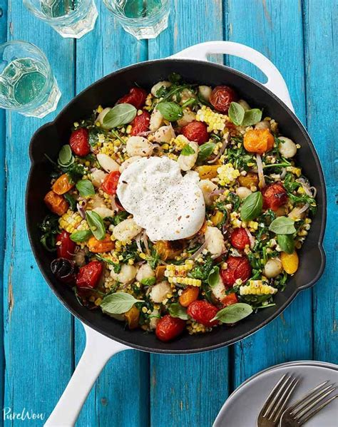 summer dinner 31 easy summer dinner recipes to make in august purewow