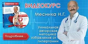 Лечение синдрома головной боли при артериальной гипертонии