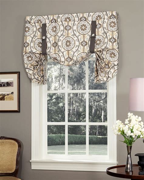 Tie Up Curtains by Izmir Lined Tie Up Curtain Pretty Windows