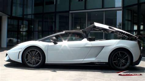 Essai Lamborghini Gallardo Lp 570-4 Performante Spyder