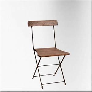 Chaise Fer Et Bois : vente de chaises ~ Teatrodelosmanantiales.com Idées de Décoration