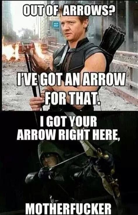 Arrow Memes - 43 best images about green arrow on pinterest nottingham robin hoods and babysitters