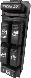 Chevrolet Avalanche Window Switch 2002
