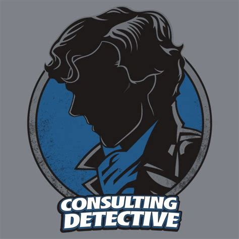 sherlockian hoodie consulting detective unisex t shirt detective and