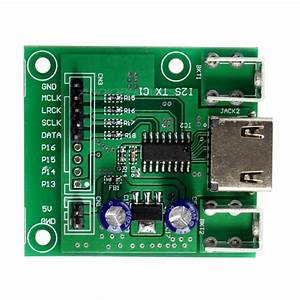 I2s To Hdmi I2s Module Board
