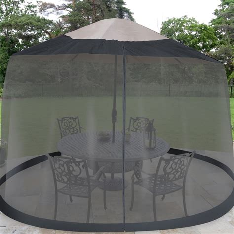 7 5 foot umbrella table screen just 19 96 reg 39 99