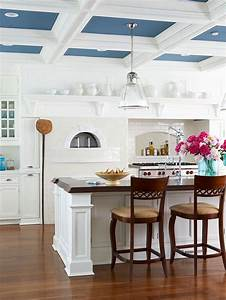 peindre le plafond en couleur 20 exemples pour vous With peindre un plafond en couleur
